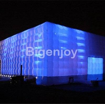 Inflatable cube tent for promotion