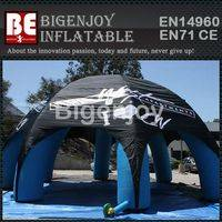 exhibition spider tent,Commercial Inflatable tent,advertising Inflatable tent