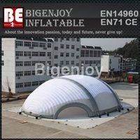 exhibition inflatable tent,0.55mm pvc tent,inflatable tent