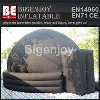 Inflatable dome,Inflatable digital projection,dome for projection