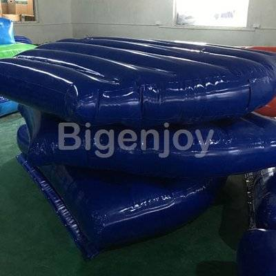 Water play games Inflatable Ramp