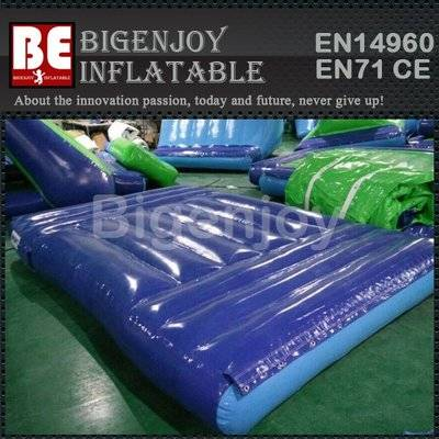 PVC Inflatable Float Island Raft