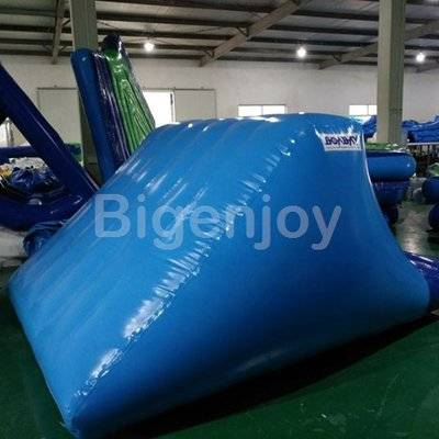 Inflatable slope water slides for sale