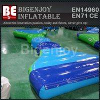 Inflatable bridge,round bridge,floating bridge