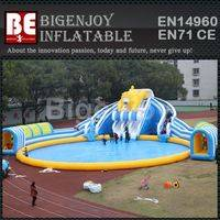 Inflatable pools kids,inflatable water park,Inflatable pools water park