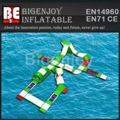 Large Inflatable Blowup Float Device water park