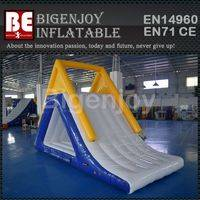 Water Whoosh Slide,PVC Tarpaulin Water Slide,Inflatable Water Slide