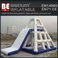 Adults Inflatable Slide,Inflatable Water Tower,Water Climbing Tower With Slide