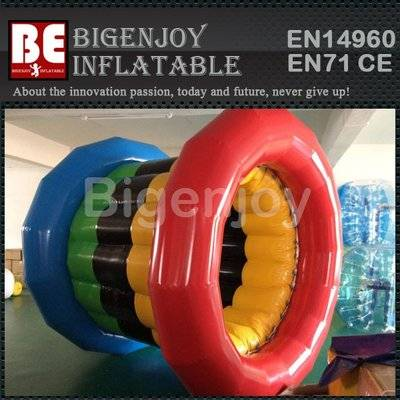 Inflatable Towable Water Tubes For Water Sport Games