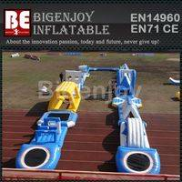 Inflatable water obstacle park,Adult and kids water park,water obstacle park