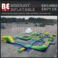 Inflatable Water Game,Water Amusement Park,Inflatable Water Park