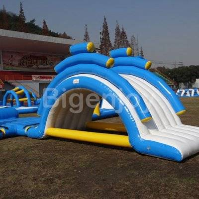 Inflatable Water Game Arch Bridge