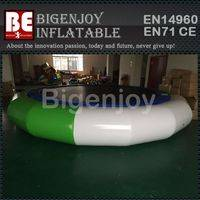 Inflatable Water Trampoline,Trampoline Combo For Pool,Inflatable Trampoline