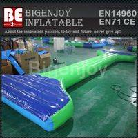 Single-Log Bridge Water,inflatable balance beam,Water balance beam