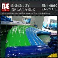 Inflatable mat,curved mat,floating mat