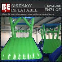 Inflatable action towers,water sports,Inflatable water sports