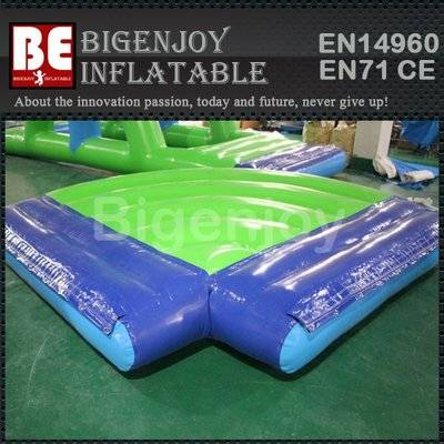 Commercial Inflatable PVC Water fun SideKick
