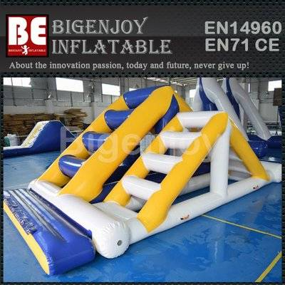 Inflatable Ladder For Water Sport Games