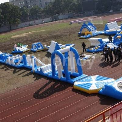 Open Sea Extreme Inflatable Water Park