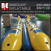 Banana Boat With 2 Tubes,Ocean Inflatable Boat,Float Water Banana Boat