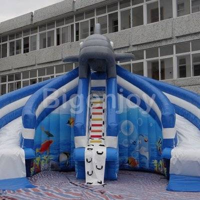 Swimming Pool Water Park Slides For Sale