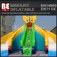 Slide pool game,Inflatable Water Slide,Inflatable Water game
