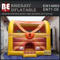 Inflatable treasure box,treasure box bouncer,Inflatable bouncer