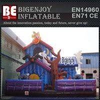 Haunted House inflatable,inflatable jumping bouncer,Haunted House bouncer