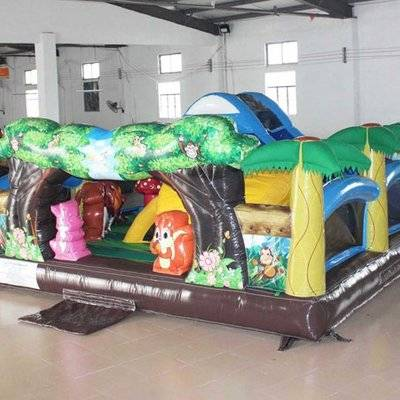 Inflatable games china camping equipment playground