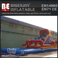 inflatable jumping bouncer,jumping bouncer with slide,Birds Angry inflatable slide