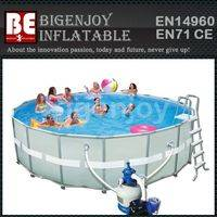 Intex Metal Frame Pool,Round Swimming Pool,Metal Frame Pool