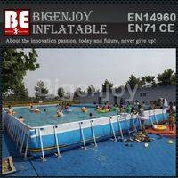 Inflatable Water Park,Swimming Frame Pool,Water Park Frame Pool