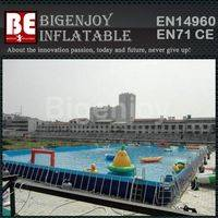 hot swim pool,Rectangular Frame pool,inflatable swim pool