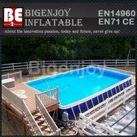 ultra frame pool,Rectangular Frame pool,ultra frame pool