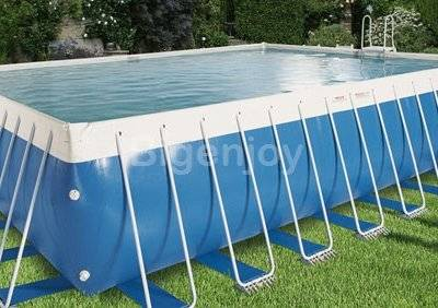 Square Meters Swimming Pool Table Frame Pool