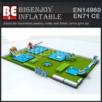 Inflatable Water Park,Metal Ground Frame Pool,Water Park Frame Pool