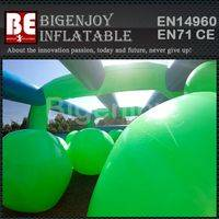 Big inflatable balls,balls run obstacle,inflatable mud run obstacle