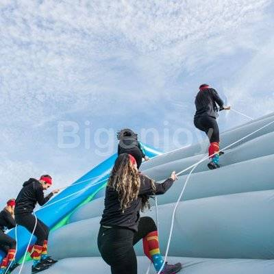 Insane inflatable 5k adult inflatable obstacle course races