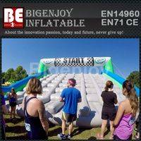 Boot Camp challenge,inflatable obstacle course,Boot Camp obstacle course