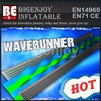 Inflatable Fun Run Wave,Run Wave obstacle course,Inflatable Wave obstacle course
