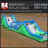 Insane Pure Misery Inflatable ,Inflatable Obstacle Course 5K,Insane Obstacle Course 5K