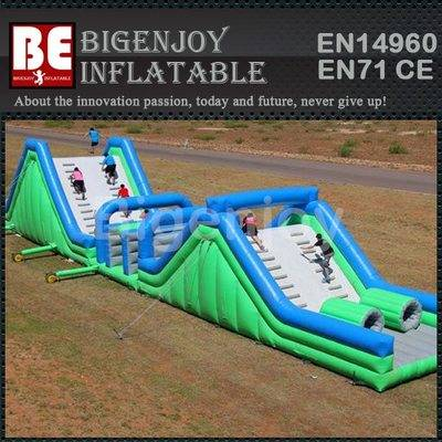 Insane Pure Misery Inflatable Obstacle Course 5K