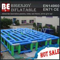 Amusement Park Inflatable,Inflatable Maze for sale,Amusement Park Maze