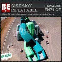 Inflatable slide,Inflatable slide cross combinations,Inflatable slide new shape