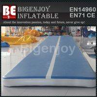 Customized size gym mat,Inflatable Air Tumble Track,Customized Tumble Track