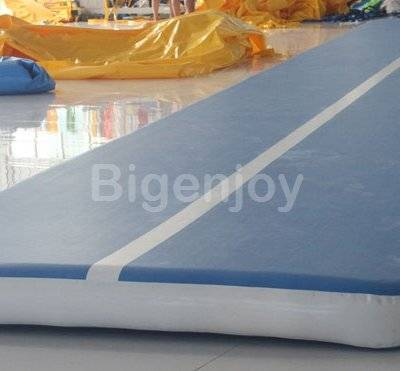 Customized size gym mat Inflatable Air Tumble Track