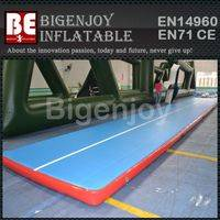 mini air track,inflatable air gymnastic track,gymnastic air track