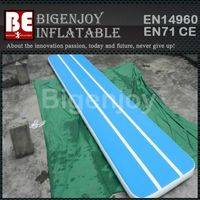 Inflatable exercise equipment,gym air mat track matress,Inflatable gym air mat