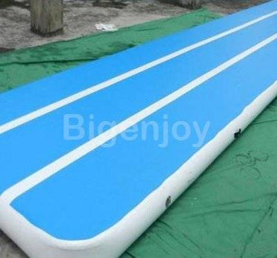 Inflatable exercise equipment gym air mat track matress