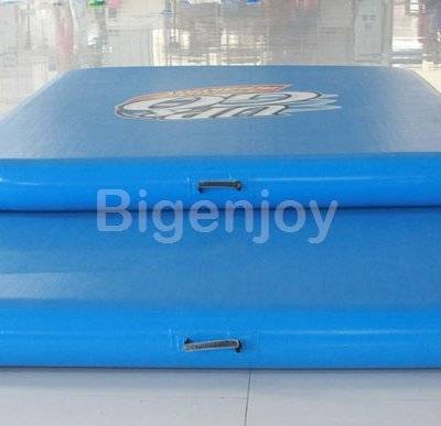Durable Inflatable Gym Mats for Gymnastic Practice